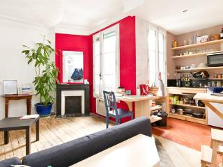 Lovely parisian apartment - Buttes-Chaumont park