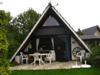 Ferienhaus hinter dem Deich