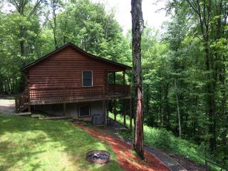 Fancy Gap Hideaway Black Bear Cabin