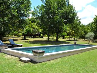 gite insolite dans un havre de paix - piscine