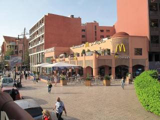 Appartement  Gueliz Centre ville-Wifi gratuit.