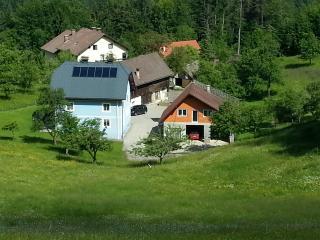 Urlaubsappartement Waldrandhof, Eberndorf