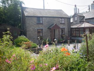 'Tyddyn Llan cottage 4* Tourist Board Graded.'