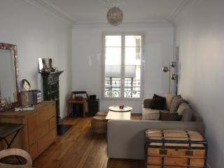 Cosy & Typical Family Parisian Flat