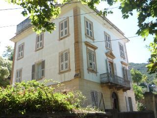 Cap Corse,  maison ancienne à PINO, Pino