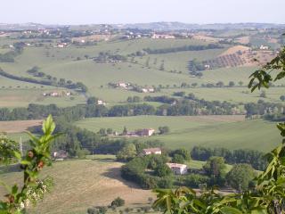 Marche Italia Montefano La Casa sulla Collina 2