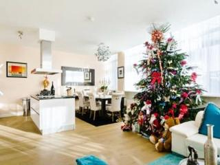 Luxurious spacious apartment at top location, Amsterdã