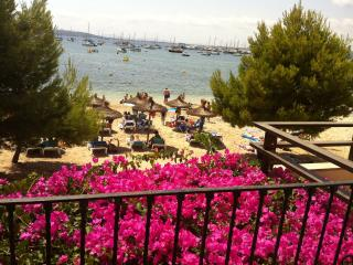 Casa Mallorquina frente al mar en Mallorca Puerto Pollensa