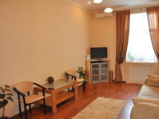 Two-room apartment in the very heart of Kiev