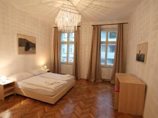 Schöne 3-Zimmerwohnung am Augarten, Viena