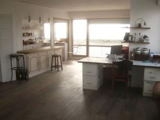 Spacious appartement 23th floor with view on Paris