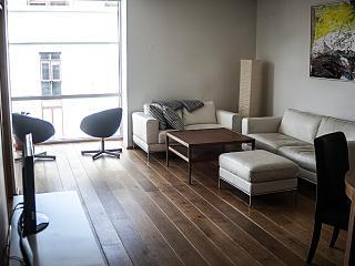 Modern apartment on the main street of Reykjavik, Reikiavik