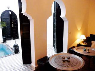 En exclusivité Riad ARZANIA Quartier Bab Doukkala, Marrakech
