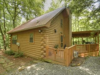 Crooked Creek Cabin Blue Ridge/Ellijay Sleeps 6