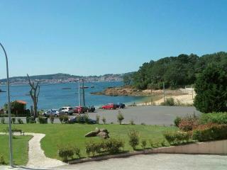 Apartamento en primera linea de playa, A Coruña