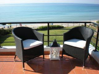 Villa sulla spiaggia a Santa Margherita di Pula