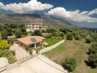 "Villa ""Paraspori"" with great sea views in Pessada, Cephalonia"