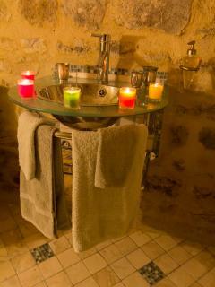 Piece d eau douche Italienne