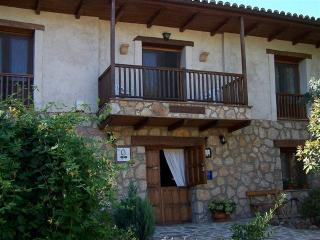 Rural apartment in a lovely rural setting with swimming pool, Valverde del Fresno