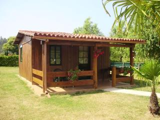 Lovely, cozy bungalow in a peaceful setting near Coruña and Ferrol, Bergondo