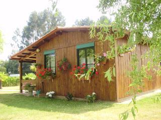 Ref. 11596 Cabana de madera en Rias Altas