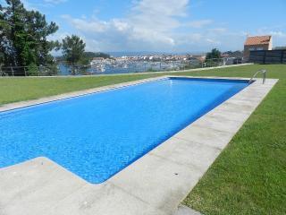Ref. 11624 Piso de lujo con piscina en Isla de Arousa