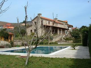 Luxurious villa with swimming pool in Rías Baixas, Tomino