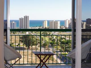 studio vue sur mer Playa San Juan a Alicante