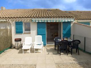 House near beach on holiday village, Bretignolles Sur Mer