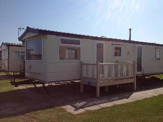 Kingfisher Family caravan now double glazed