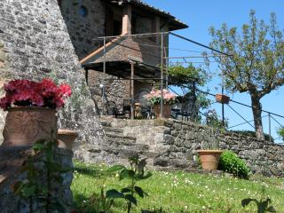 Apt. VALLE panoramic and ideal for family, Lucolena
