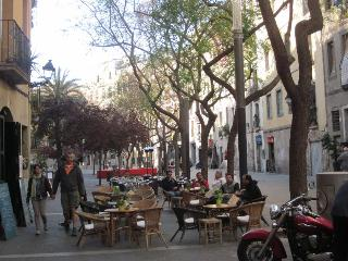 Arround the corner from Picasso Museum, Barcelona