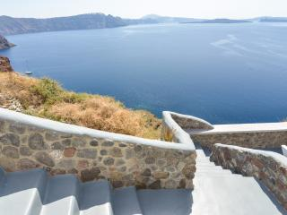 See Santorini Oia amazing sea view