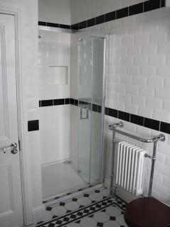 Large Walkin Showers In All  En Suites.