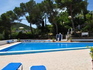 Appartment mit grossen Terrase und Pool