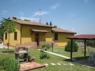 House near Cortona, Garden, Wi-Fi – Casa di Dante, Castiglion Fiorentino