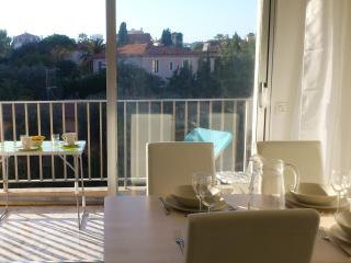 SUNNY BALCONY 30sqm 10MN WALK TO PALAIS &CROISETTE