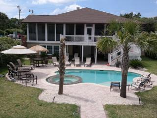 20% off fall rates !!Ocean Front Home Myrtle Beach Golden Mile
