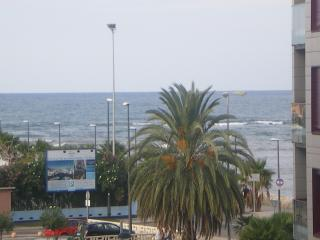 "Spacious Apartment in front of Denia""s Marine Club and sandy beach"