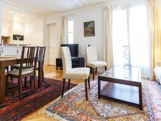 Comfortable and fully equipped flat - Villiers, rue de Levis