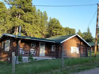 2 Bedroom Cabin less than a mile from Deadwood!, Sturgis