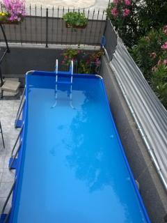 Swimming pool..