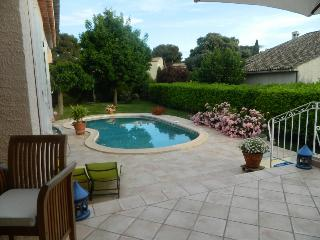 Jolie villa Provençale avec Piscine,très calme