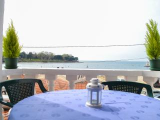 Apartment  Toni near the sea, sea view-pets alowed, Savudrija