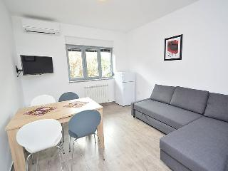Two rooms apartment 2+2 near the sea in Umag Punta
