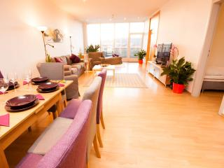 Wenceslas Square Loft A 3-bedrooms, 3-bathrooms, Terrace (Prague Old Town)