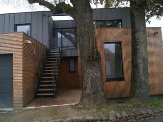 Gîte d'architecte ''Le Frêne'' pour 2 personnes.
