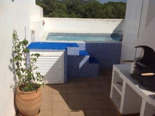 Appartement duplex avec vue sur mer, Cala Tarida
