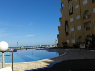 Appartement Résidence les pieds dans l'eau, Hammam Sousse