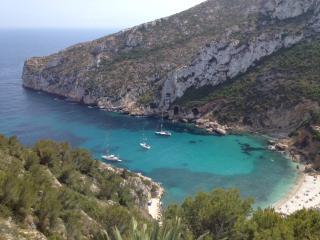 Un paraíso delante del mar, Javea
